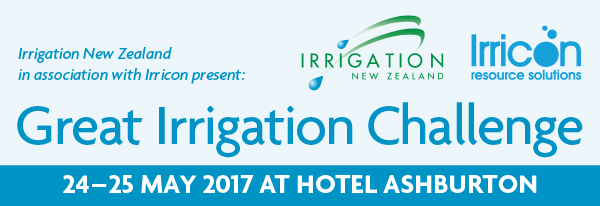 Great Irrigation Challenge 2017